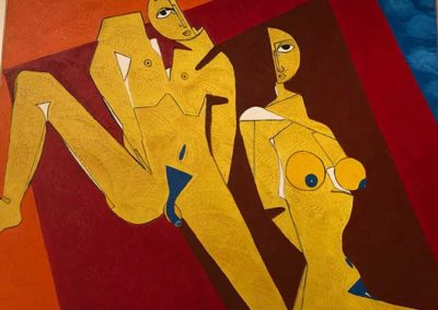 Figurative Art - 48 x 36 $9,800