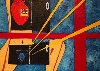 Figurative Art - 48 x 60 $12,000