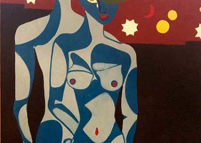 Figurative Art - 48 x 72 $14,000
