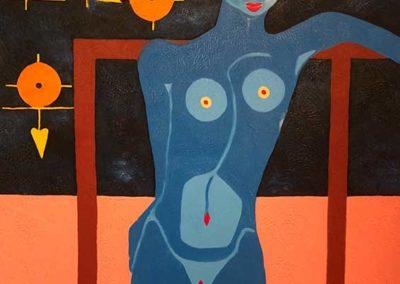 Figurative Art - 48 x 48 $9,000