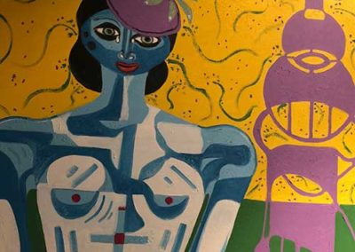 Figurative Art - 36 x 48 $9,800
