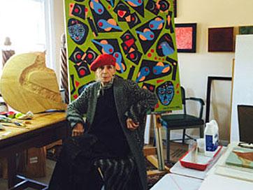 About Marta Whistler Painter & Sculptor